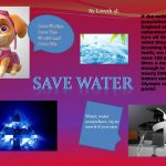 loveth Save Water