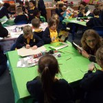 christmas crafts NCC waste team 001